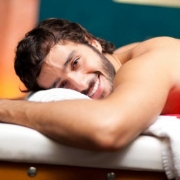 male to male body massage service