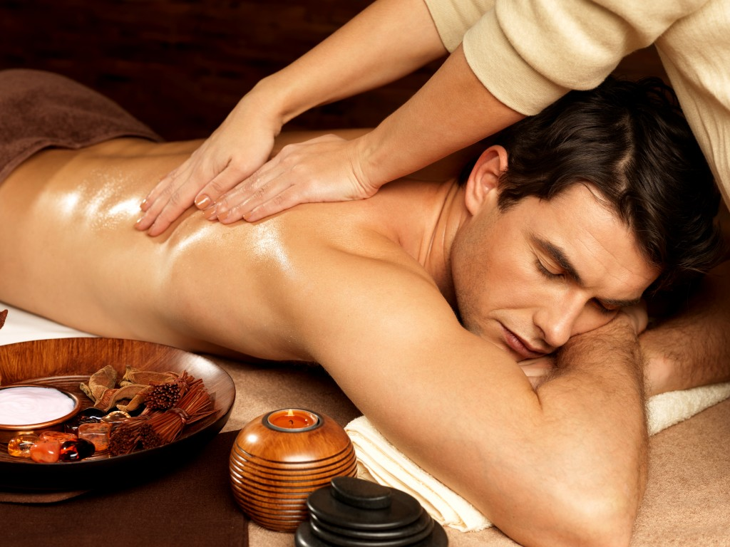 Male to Male Body Massage Service in Goa