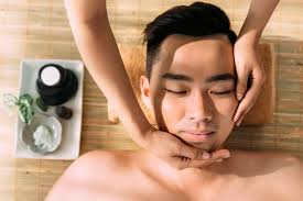 male massage service