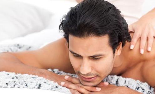 male to male body massage in goa