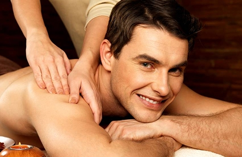 male to male massage service in noida