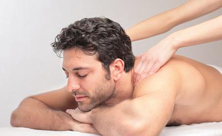 Body Massage in Goa